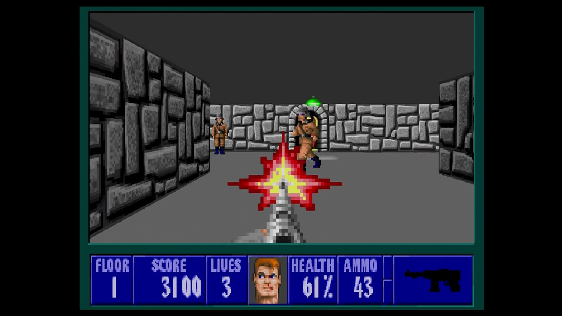 Wolfenstein 3d maps for Wolfenstein 3d