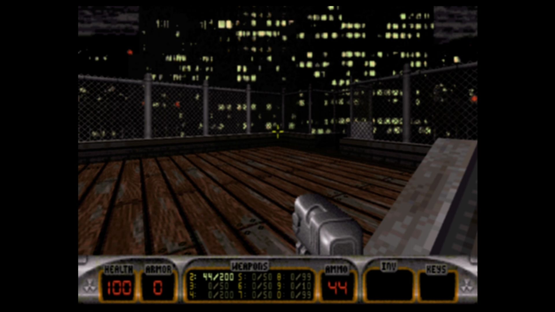 Duke Nukem 3D: Atomic Edition Xbox 360 You can also toggle five levels of image smoothing (this is level 5.. no need to check your glasses).