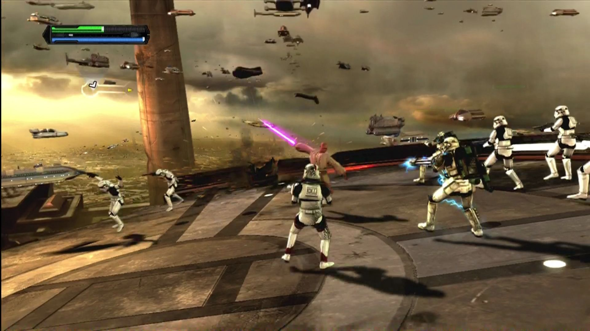 torrent the force unleashed