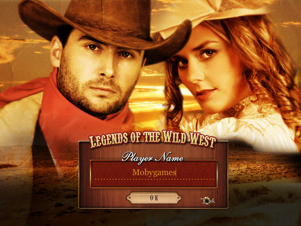 Legends of the Wild West: Golden Hill Windows Profile creation