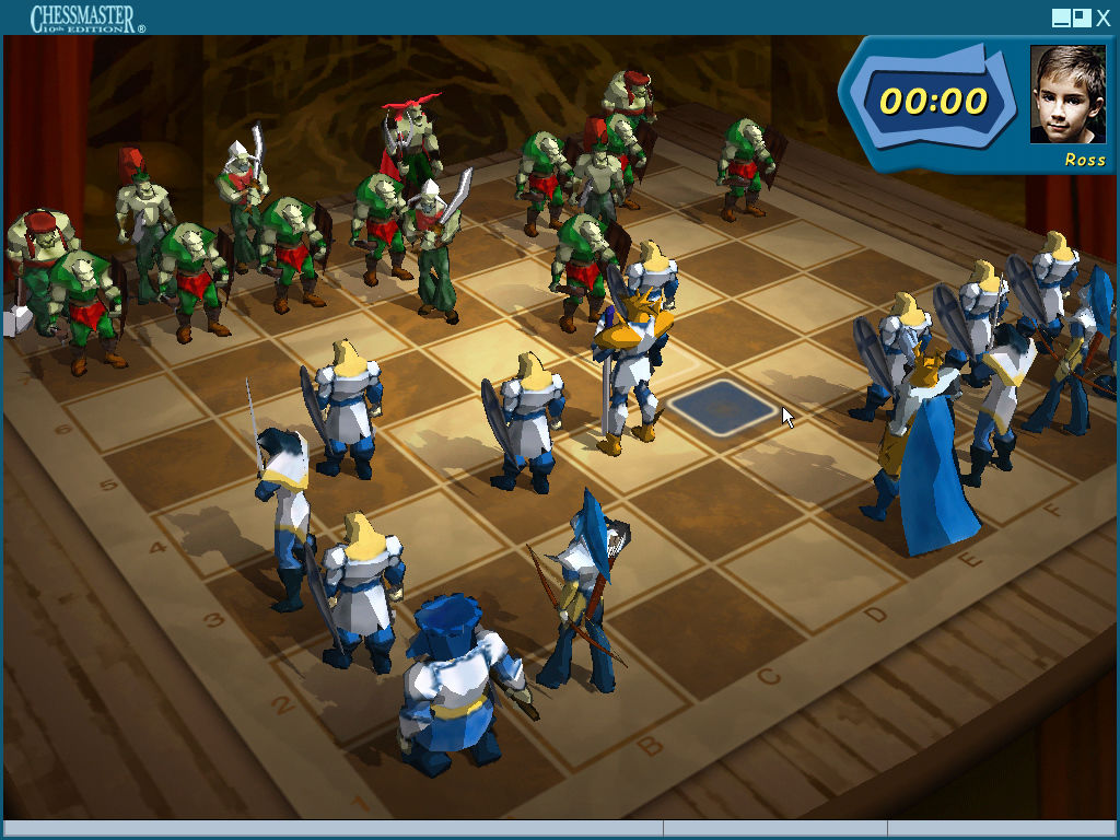 3d animated chess game free download full version
