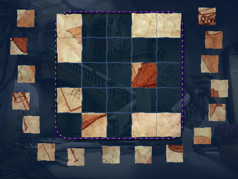 Luxor: Adventures Windows Picture puzzle