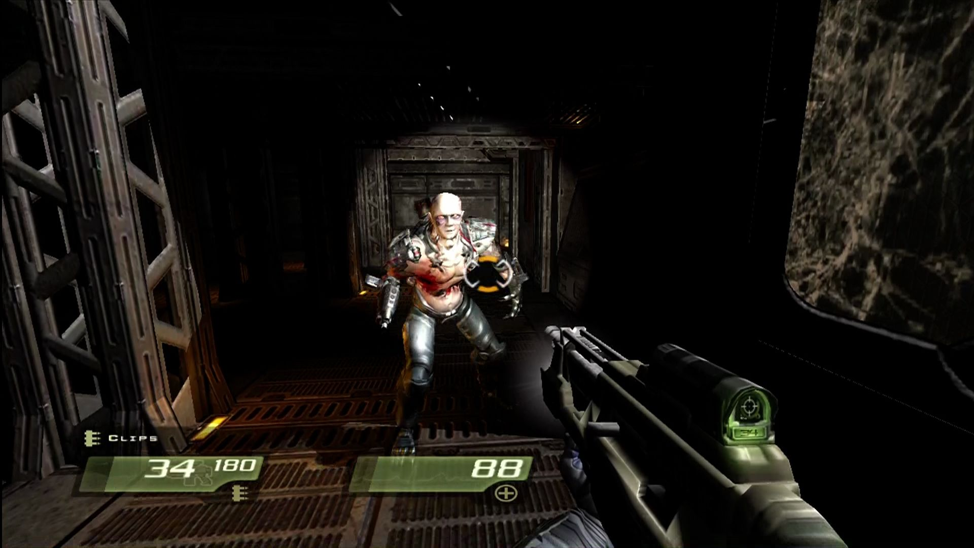 Quake 4 Screenshots for Xbox 360 - MobyGames
