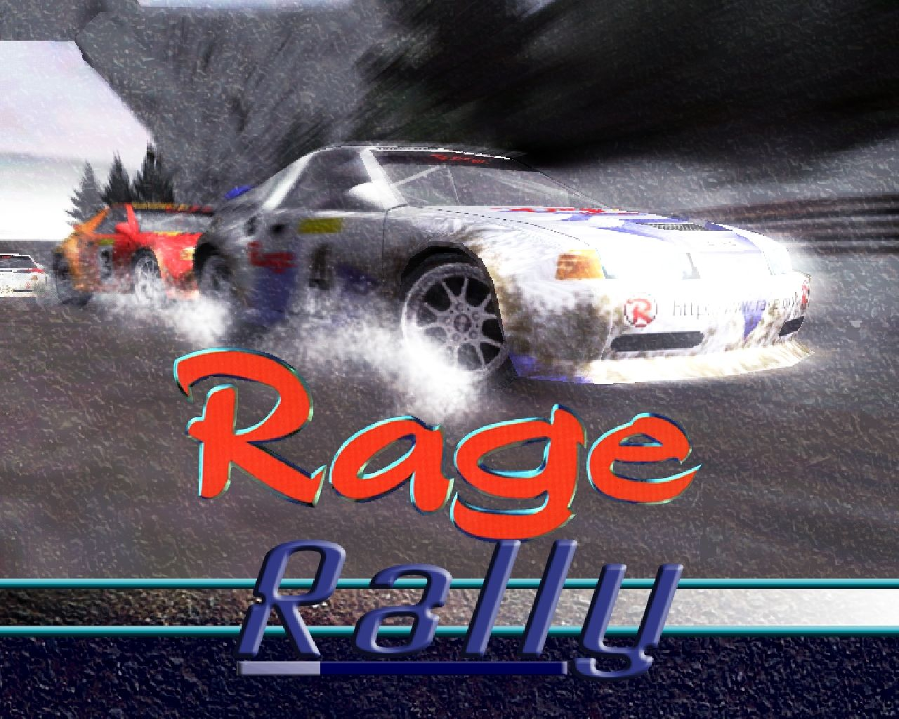Rage Rally Windows Loading screen