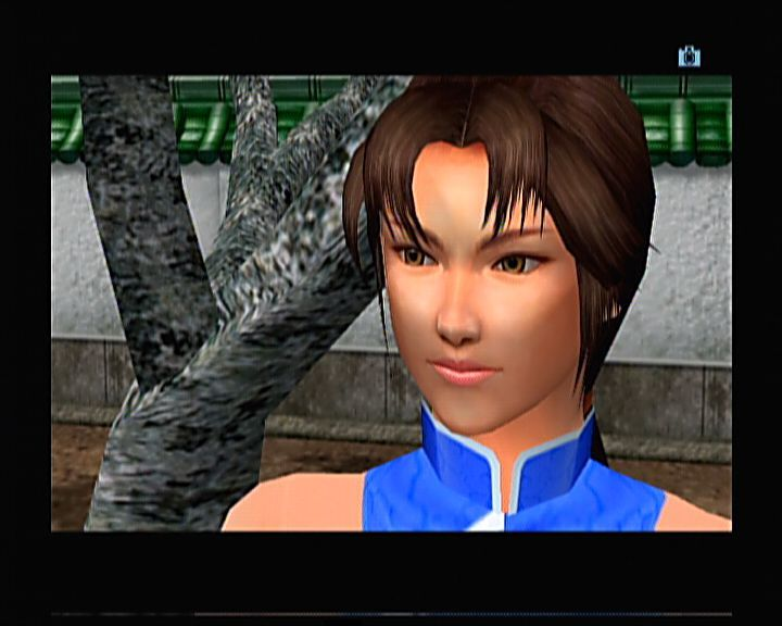 Shenmue II Xbox Shenmue II - With such an ingame graphic, who could possibly need pre-rendered cinematics, ya?