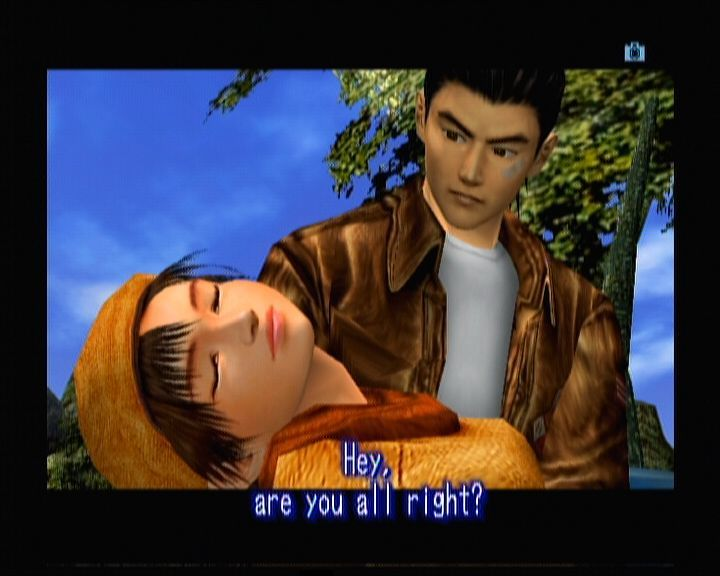 Shenmue II Xbox Shenmue II - Destiny brings interesting people together during this game's events.