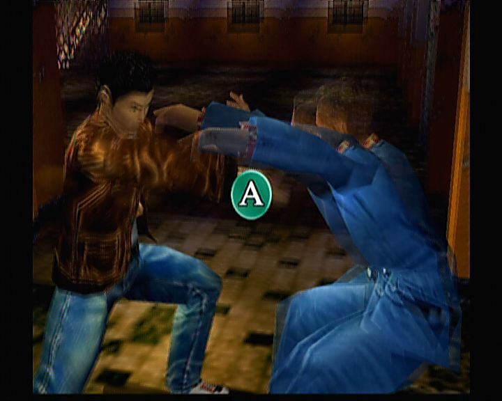 Shenmue II Xbox Shenmue II - As much as real fights take place, the real fun lies in quick-time event ones.