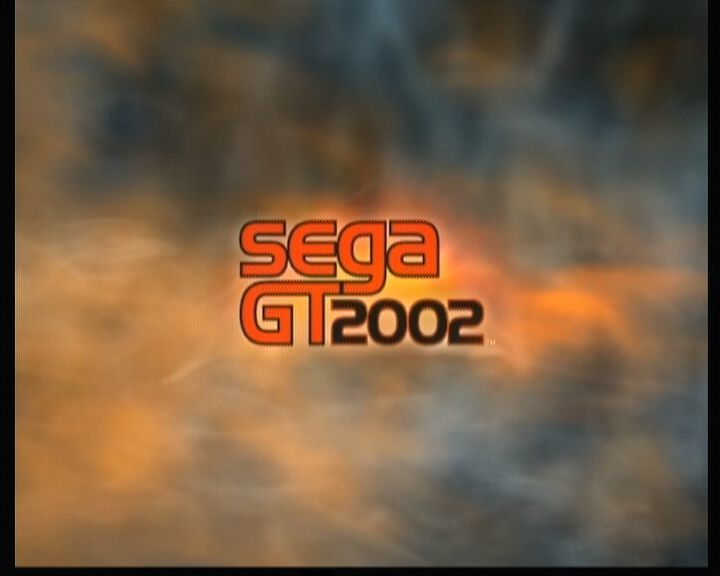 Sega GT 2002 Xbox Main Title (from opening cinematic)