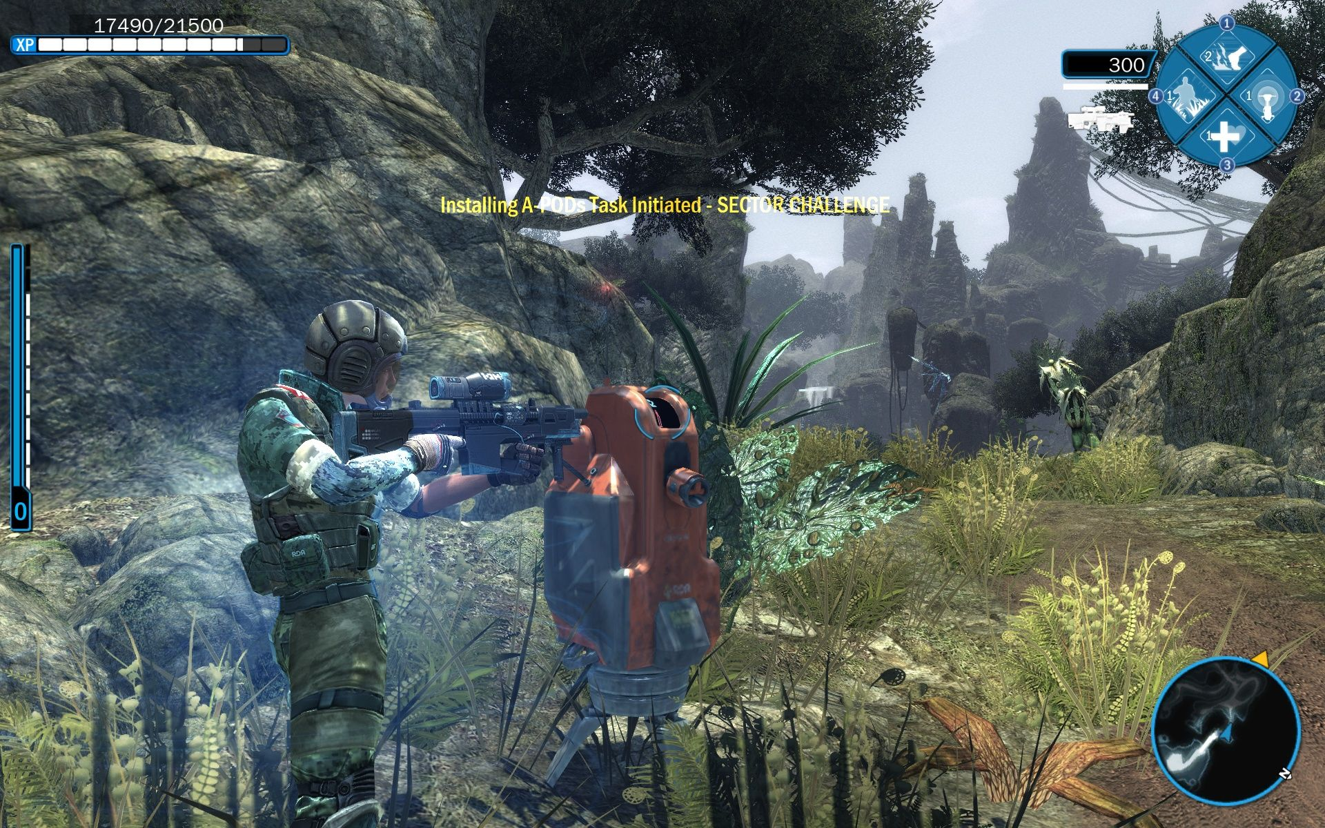 James Cameron S Avatar The Game : James cameron s avatar the game screenshots for windows
