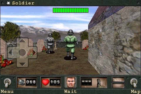Wolfenstein RPG iPhone Prepare to unleash hell!