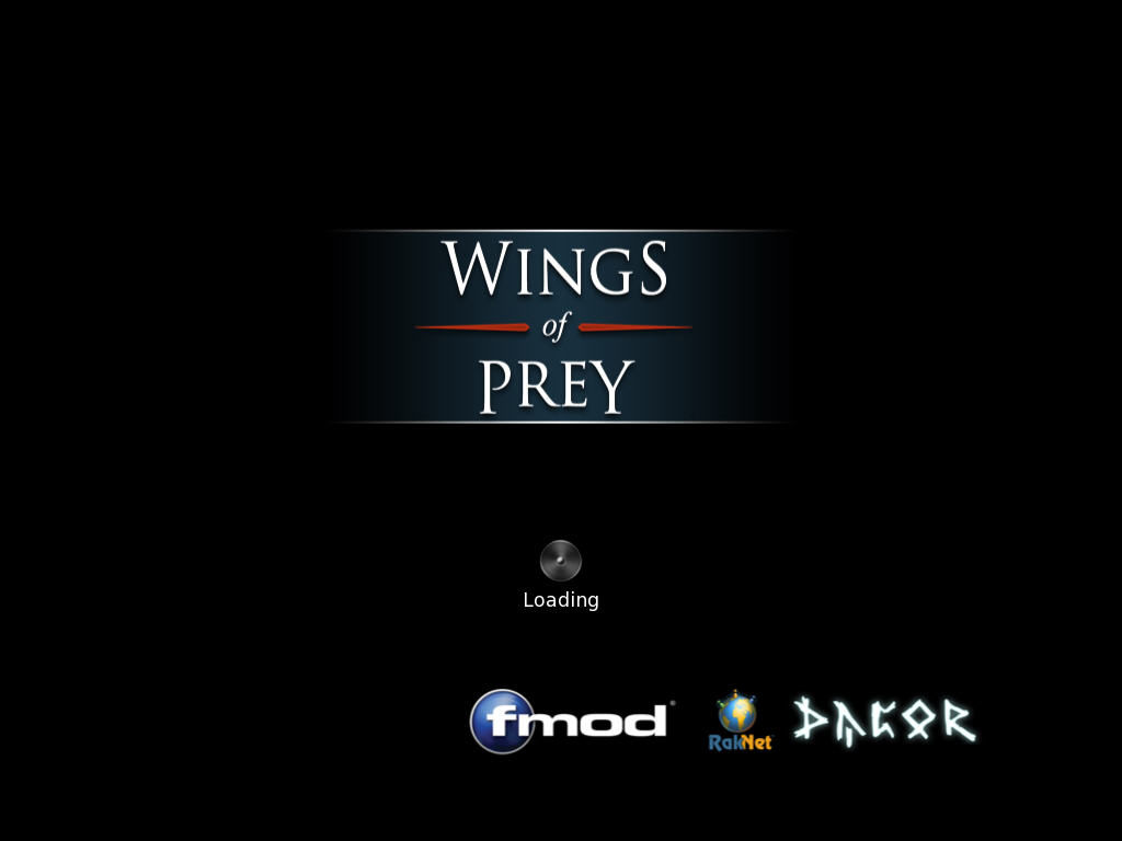 Wings of Prey Windows Title (demo)