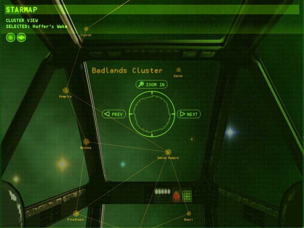 Independence War 2: Edge Of Chaos Windows There are 16 star systems for the player to visit.
