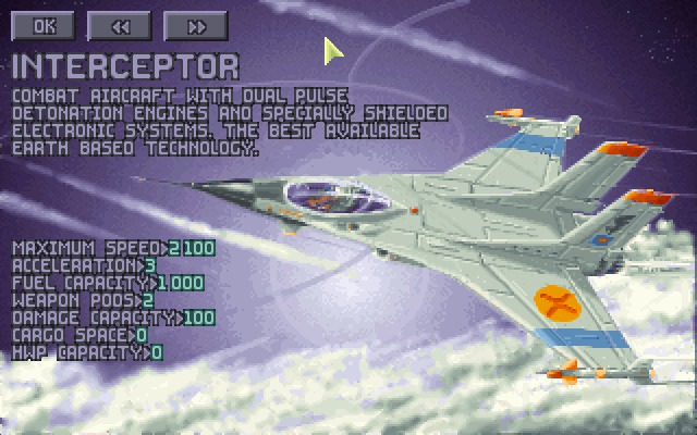 X-COM: UFO Defense Windows Interceptor will force most of enemy saucers down until you develop some new technologies.