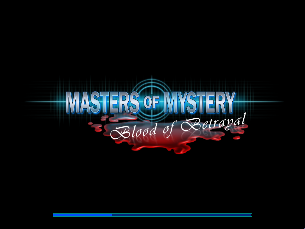 Masters of Mystery: Blood of Betrayal Windows Loading screen