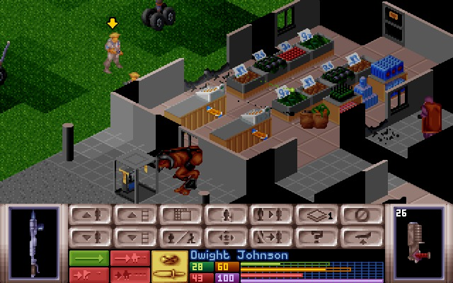 X-Com:UFO Defense [DosBox] / Игры :: Форумы All Nokia - все для ...