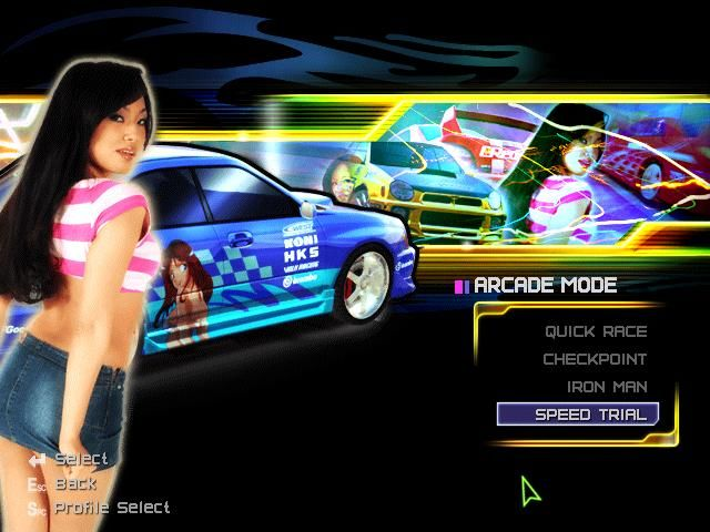 Srs Street Racing Syndicate Screenshots For Windows