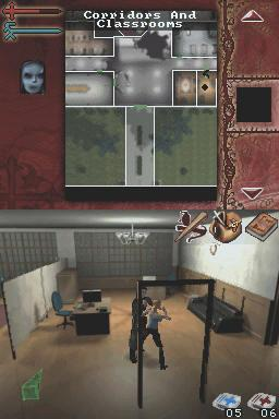 Buffy the Vampire Slayer: Sacrifice Nintendo DS Ingame 3rd-person fighting