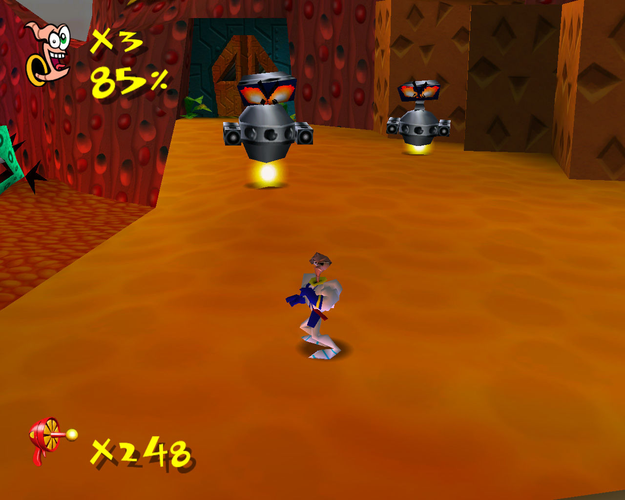 Earthworm Jim 3D Screenshots for Windows - MobyGames