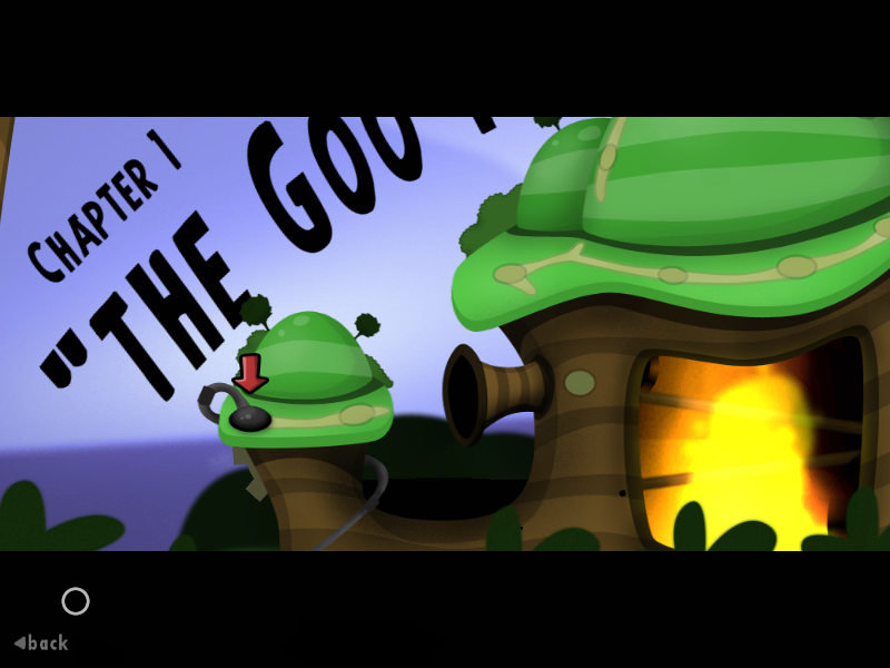 World of Goo Linux As the levels are completed, paths to new levels will open up.