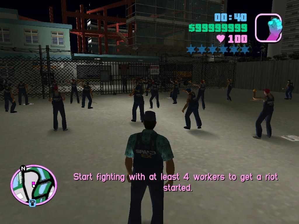 Grand Theft Auto: Vice City Windows Sounds easy enough.