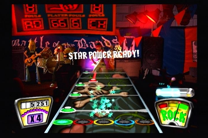 Guitar Hero II PlayStation 2 Star Power Ready Know What That Means