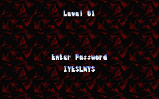 Devious Designs Atari ST Play level one, or enter a password for another level