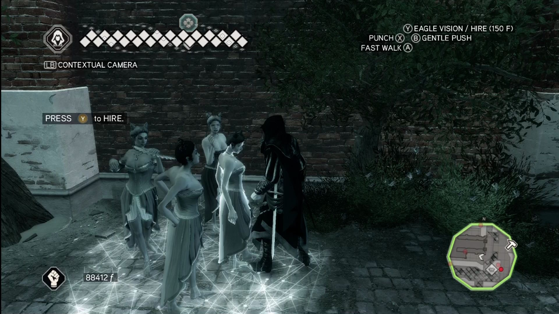 Assassin S Creed Ii Screenshots For Xbox 360 Mobygames