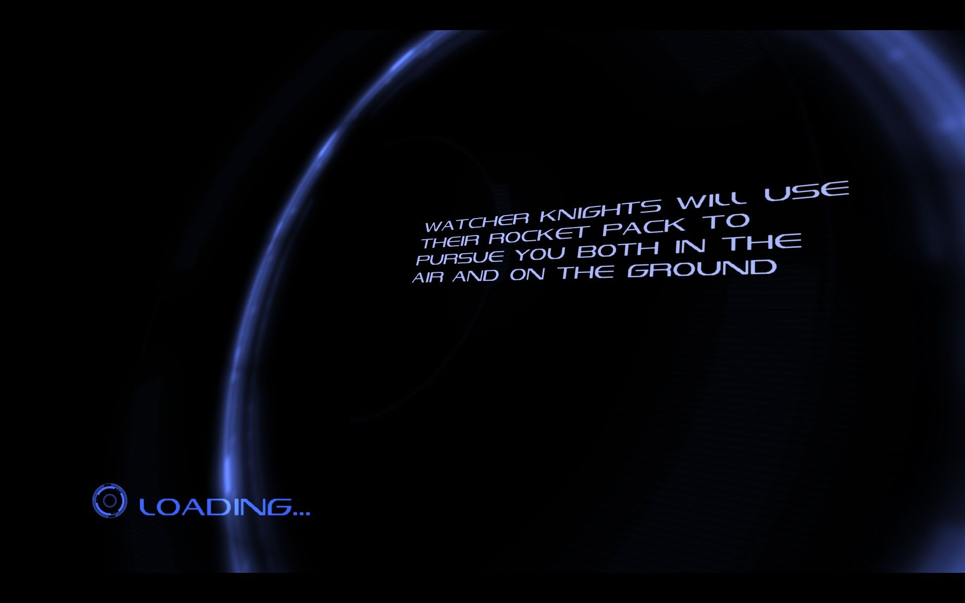 Dark Void Windows Loading Screen