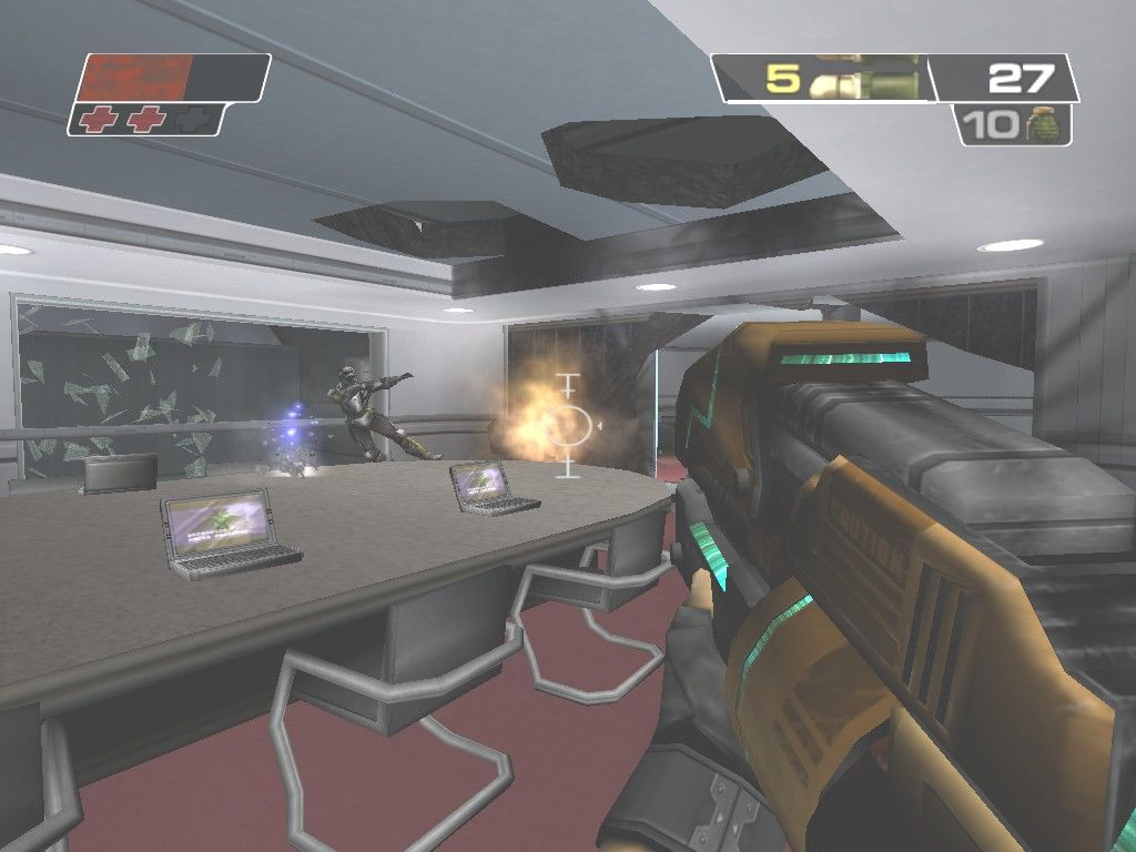 Red Faction II Screenshots for Windows - MobyGames