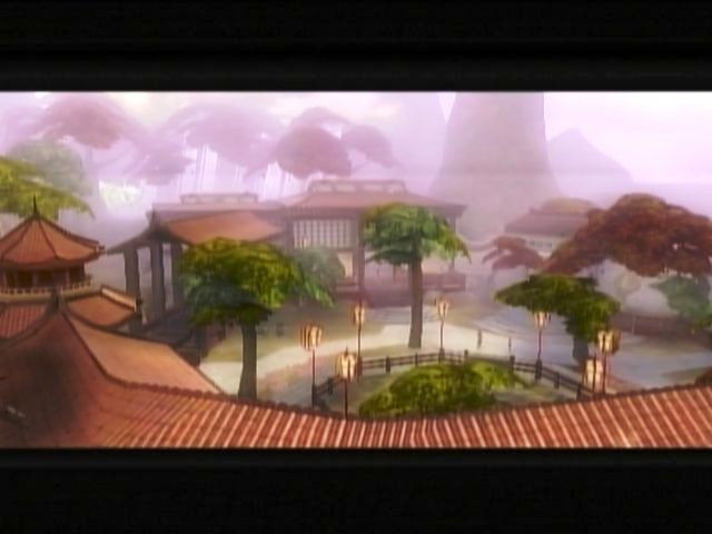 Jade Empire Xbox Training intro