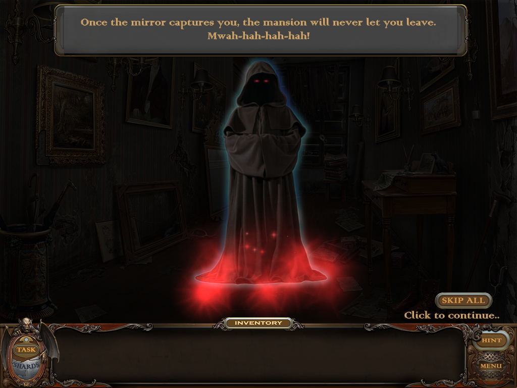 Haunted Manor: Lord of Mirrors 1
