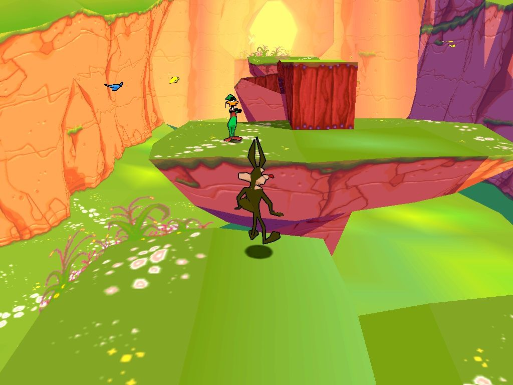 Looney tunes sheep raider screenshots for windows mobygames looney tunes sheep raider windows the game indeed plays a lot like a 3d platformer voltagebd Images