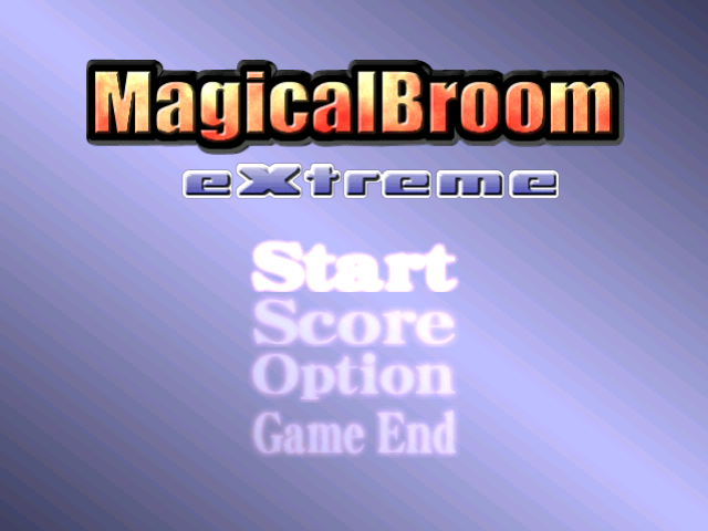 Magical Broom Extreme