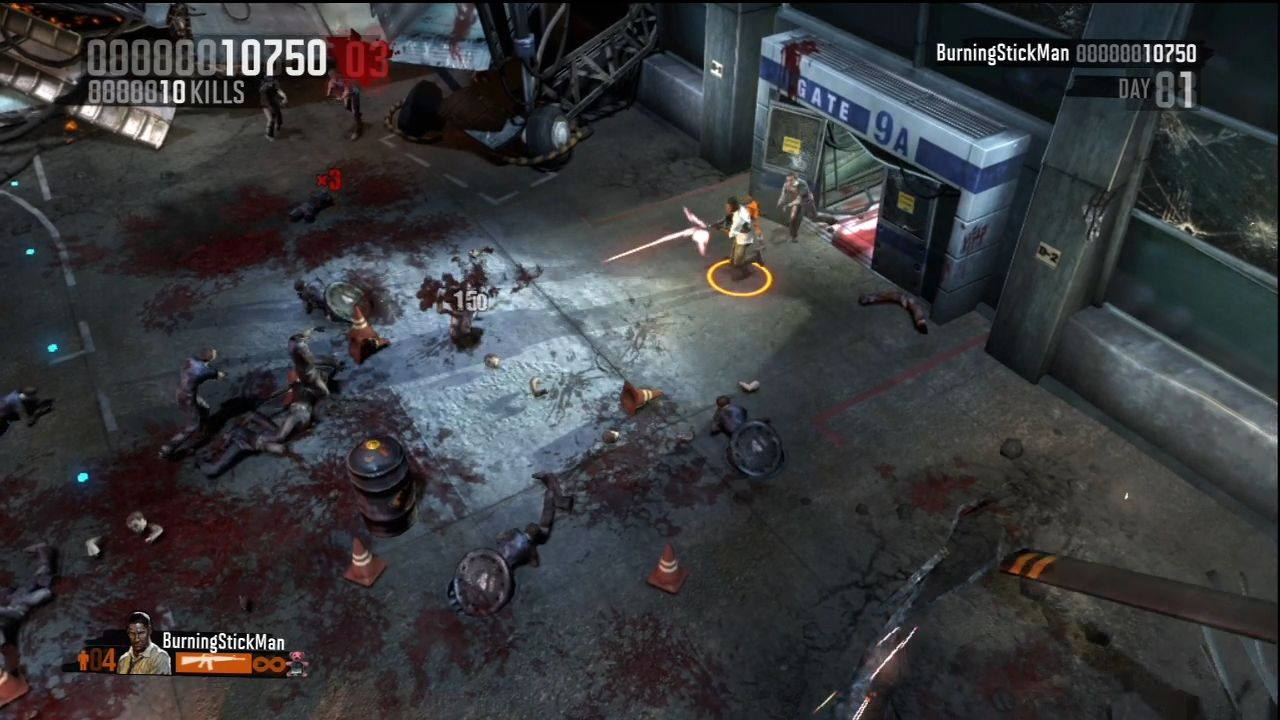 Zombie Games For Xbox 360 : Zombie apocalypse screenshots for xbox mobygames
