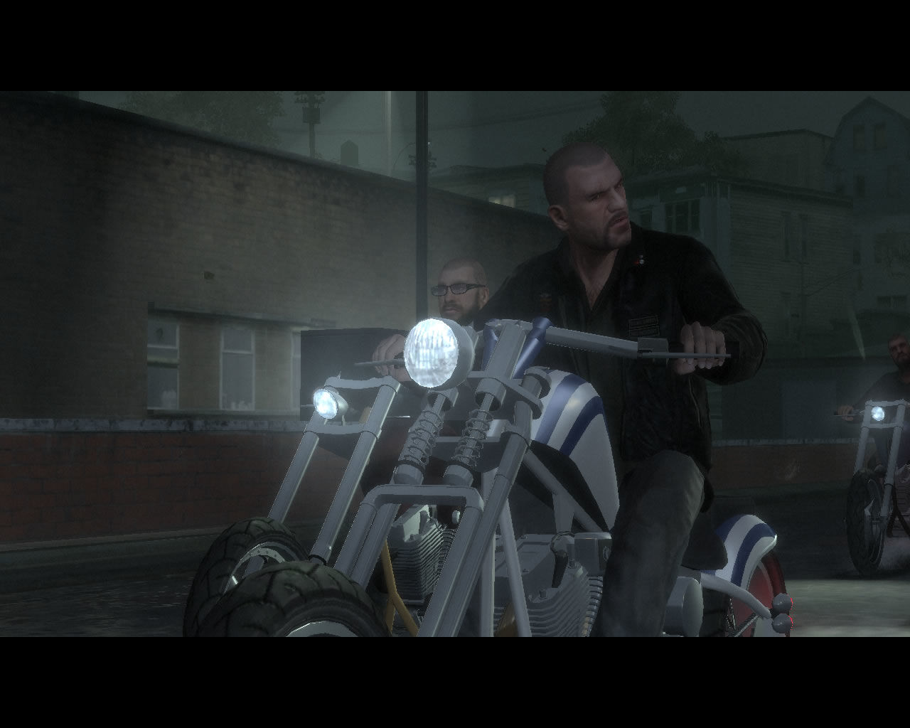 Grand Theft Auto IV: The Lost and Damned Windows Johnny Klebitz, the protagonist...