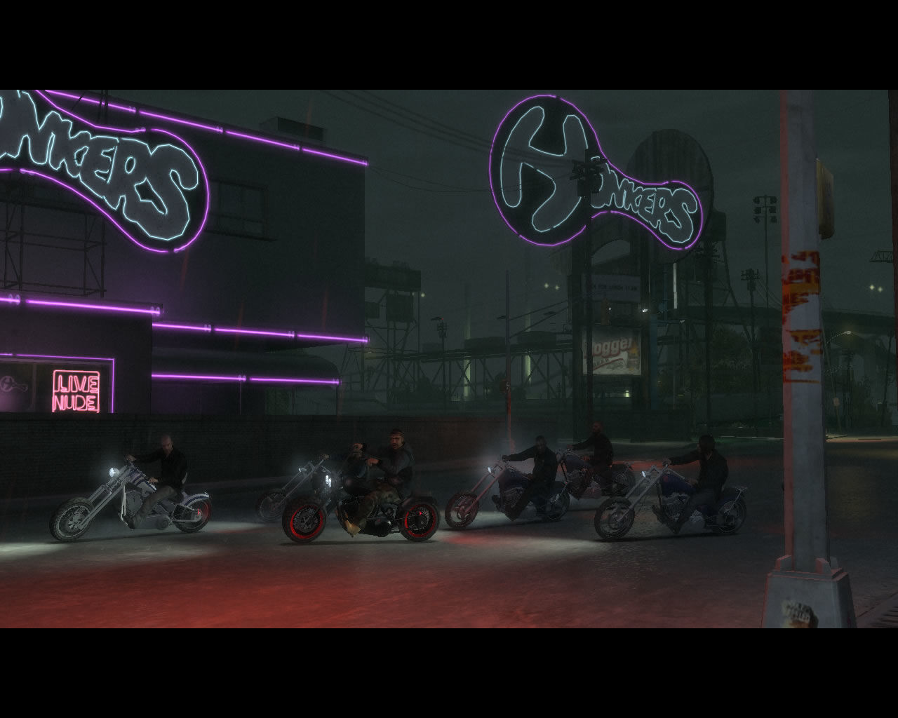 Grand Theft Auto IV: The Lost and Damned Windows ...and vice president of a biker gang, the Lost