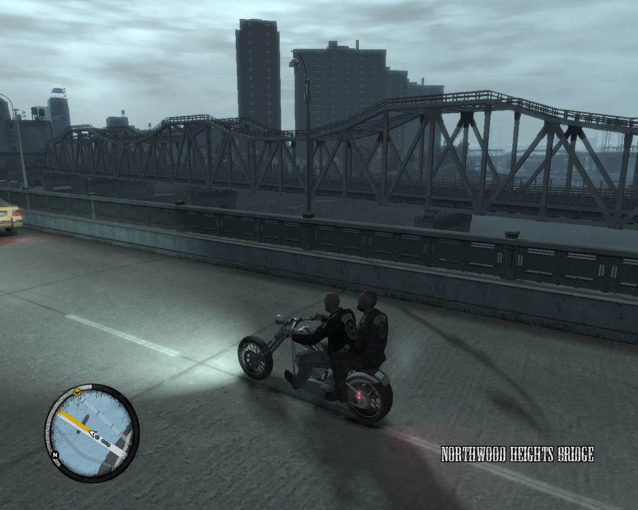 Grand Theft Auto IV: The Lost and Damned Windows Liberty City is as beautiful as ever