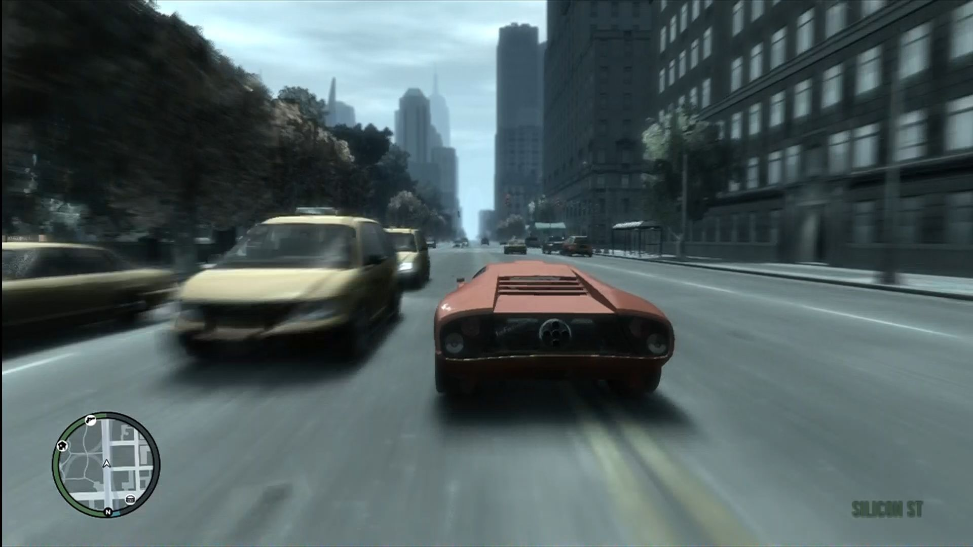 Grand Theft Auto IV Xbox 360 Steal expensive cars and drive them really fast.