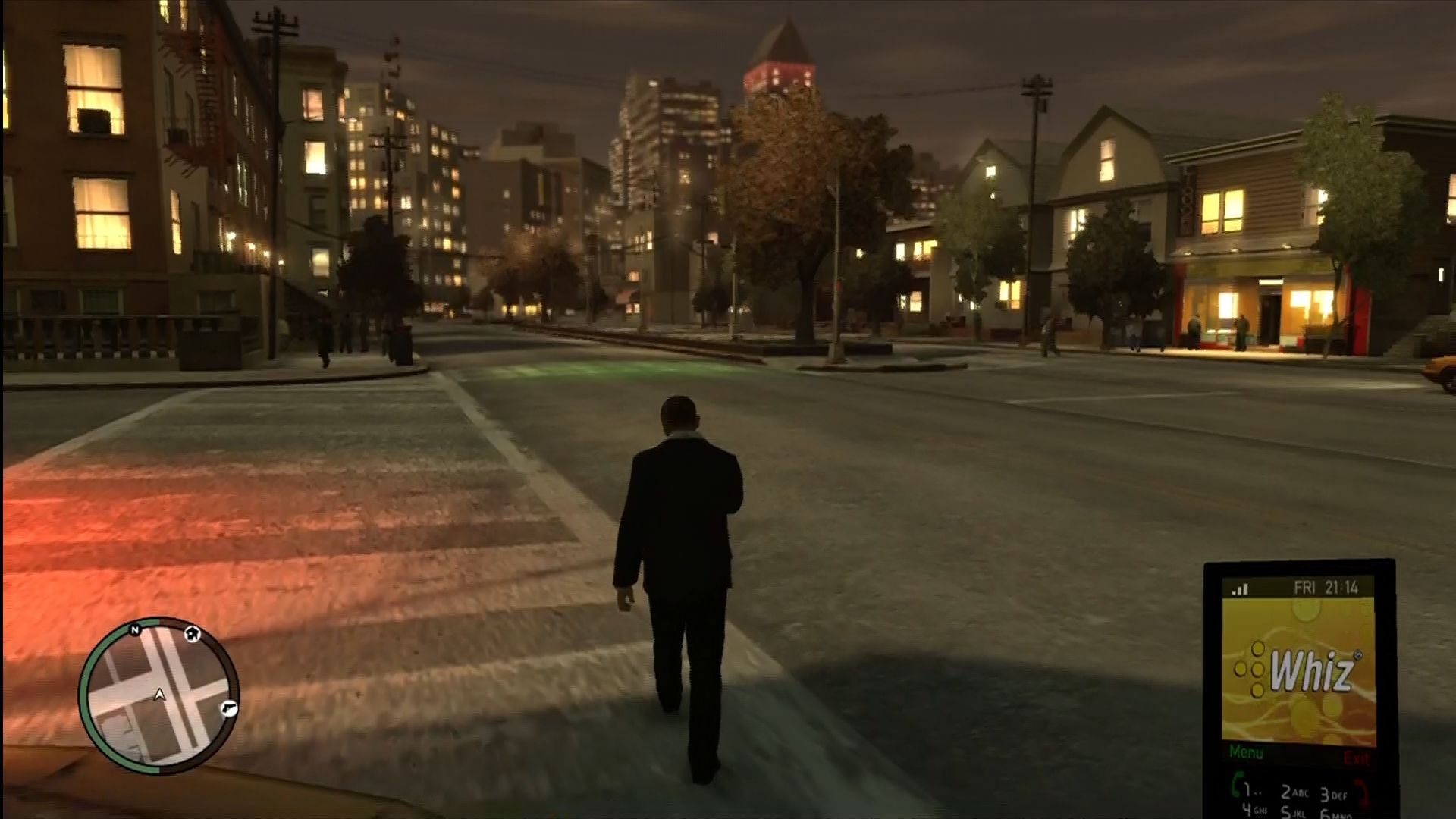 Grand Theft Auto IV Xbox 360 The cell phone becomes an invaluable tool in GTA4.