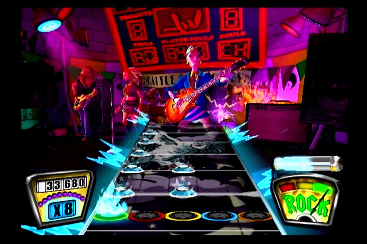 Guitar Hero Encore Rocks The 80s PlayStation 2 Star Power Doubles Your Bonus Points And