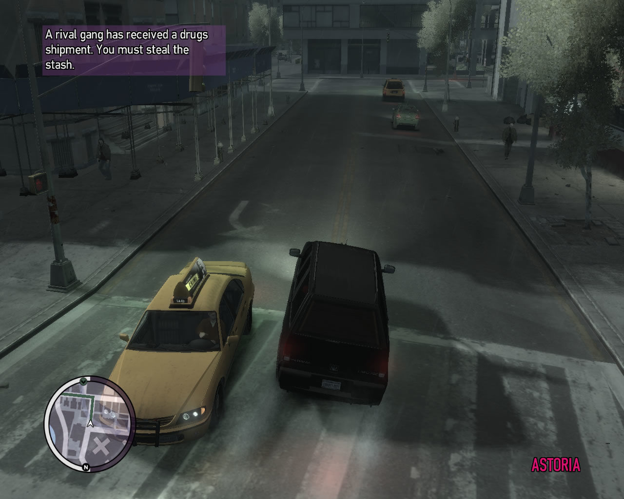 Grand Theft Auto: The Ballad of Gay Tony Windows A drug war mission