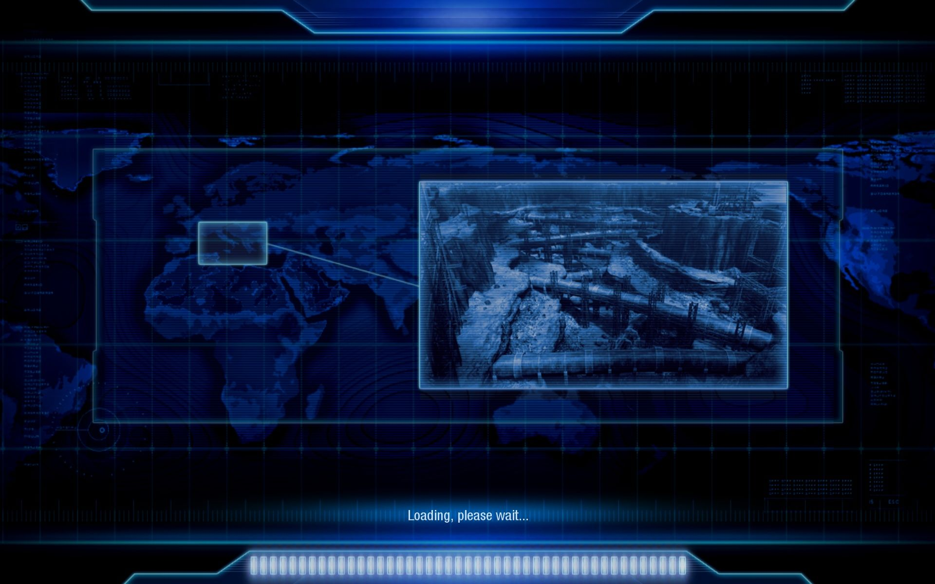 Command & Conquer 4: Tiberian Twilight Windows Loading Screen