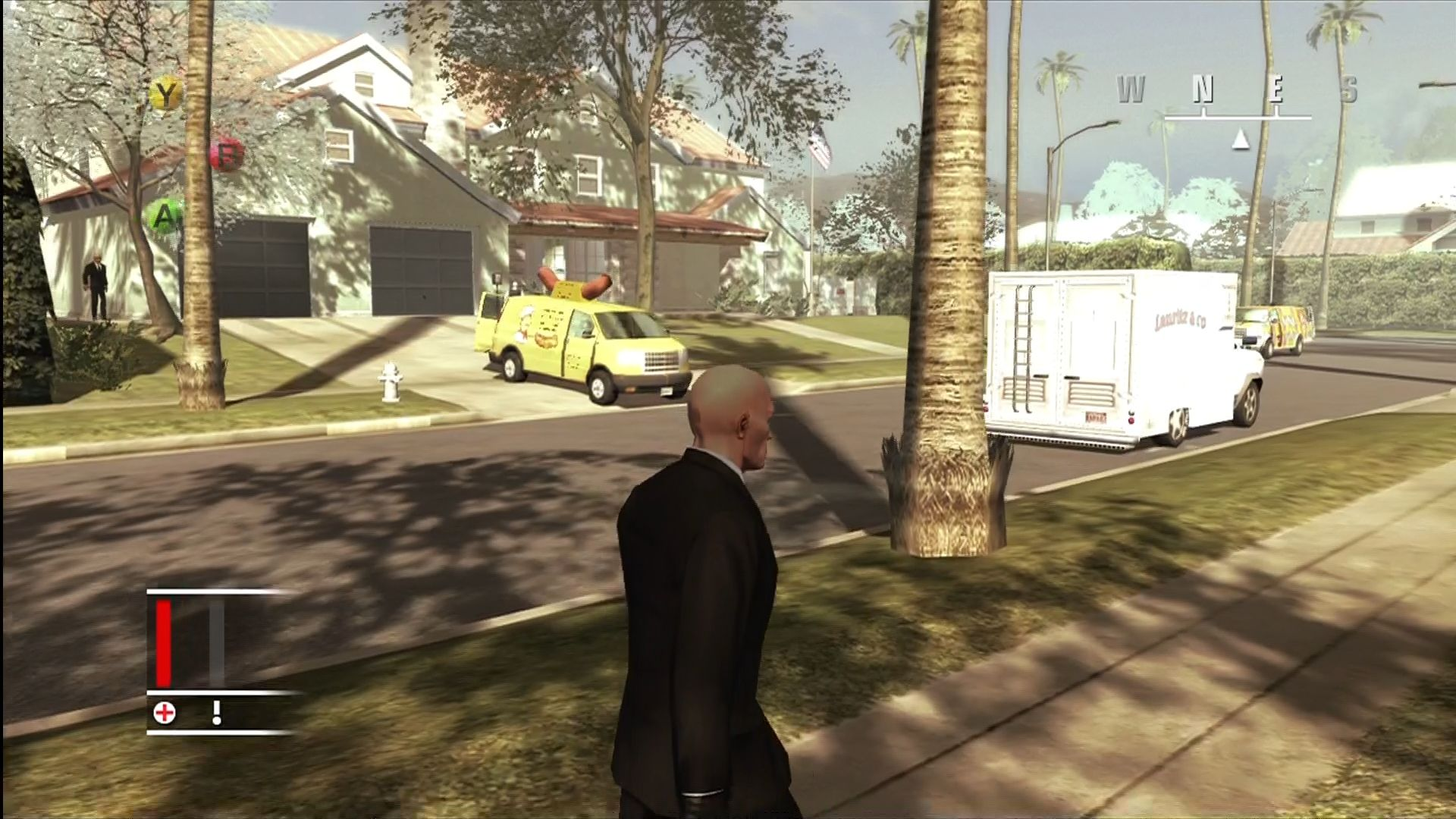 Download Game Hitman Blood Money