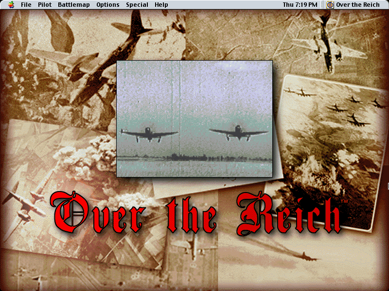 Over the Reich Macintosh Title