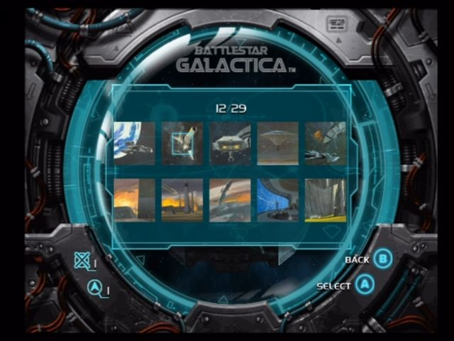 Battlestar Galactica Xbox Unlockables for strong performance.