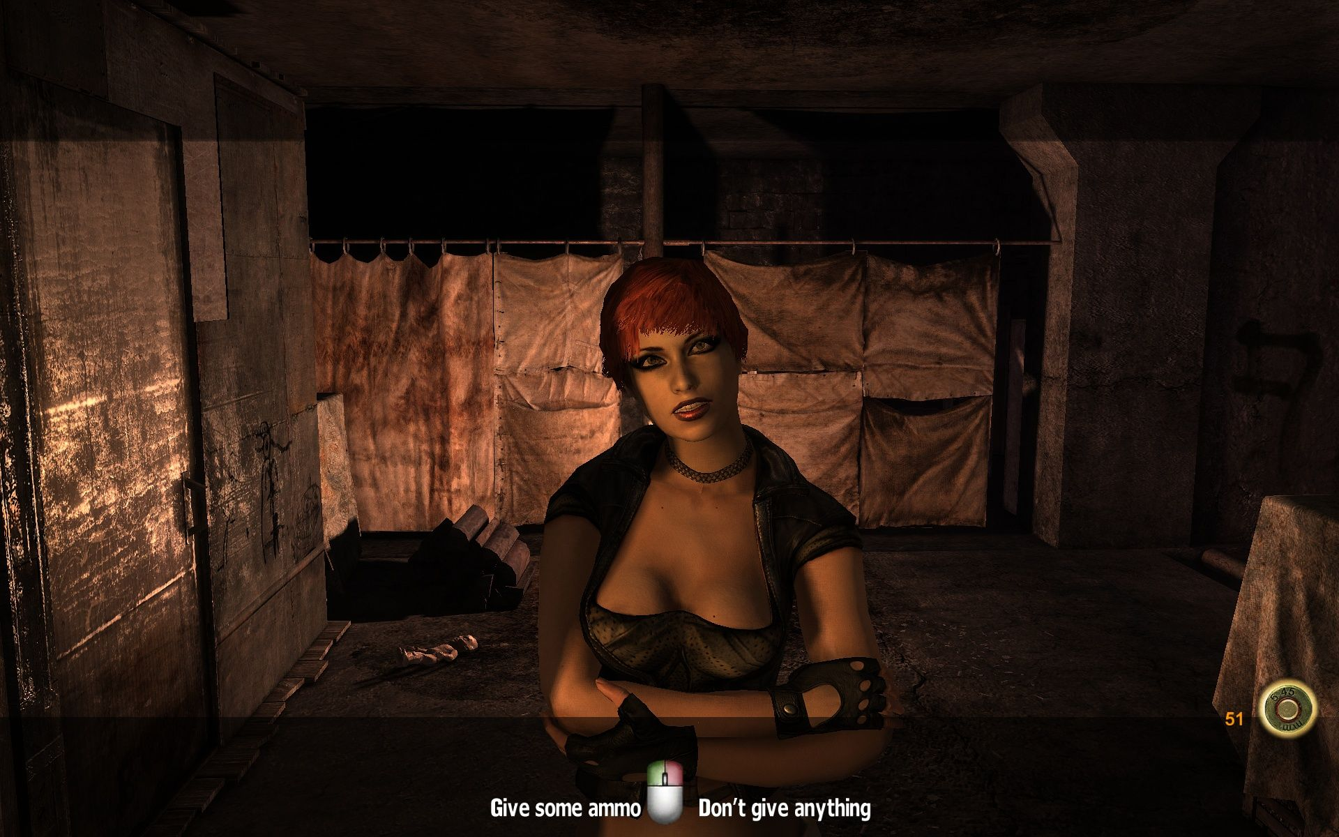Metro 2033 Windows Two professions not even a nuclear fallout can kill: vendor and prostitution.