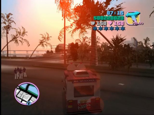 Rockstar Games Double Pack: Grand Theft Auto Xbox Out to deal drugs in the ice cream truck.