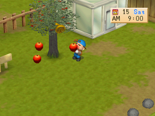 Harvest Moon Back To Nature Screenshots For Playstation Mobygames