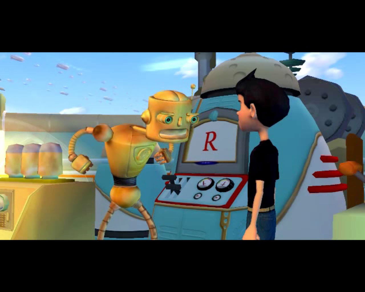 meet the robinsons screenshots for windows mobygames