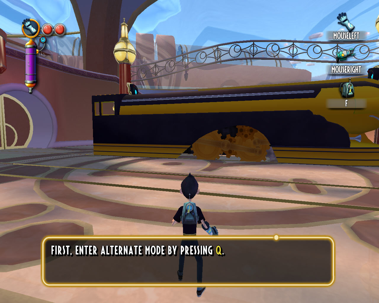 Meet The Robinsons Games